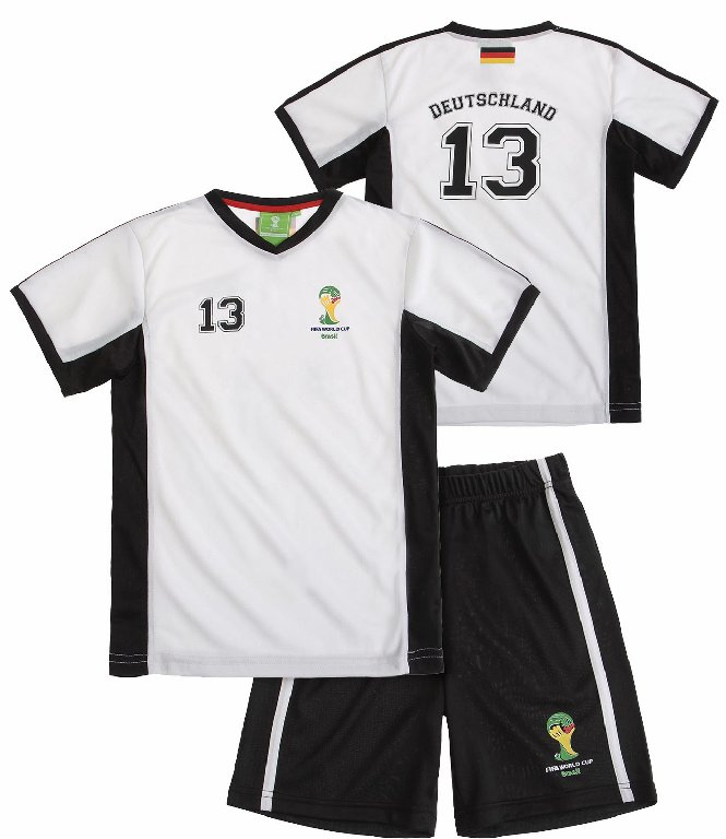 fifa fu ball wm 2014 t shirt bermuda deutschland hose trikot set ebay. Black Bedroom Furniture Sets. Home Design Ideas